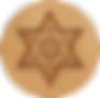 hanukkah bar mitzvah star of david star within a star springerle cookie mold anise paradise.png