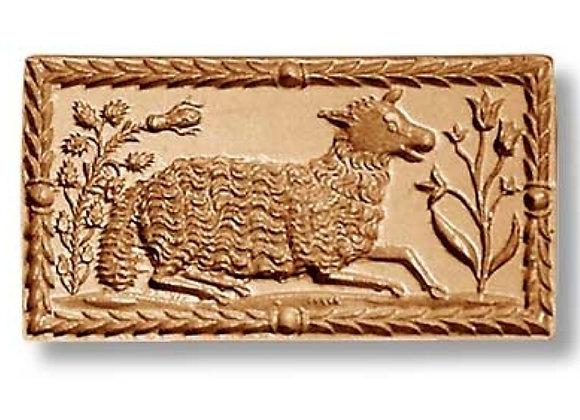 AP 3439 Lamb Sheep springerle cookie mold by Anis-Paradies 3439