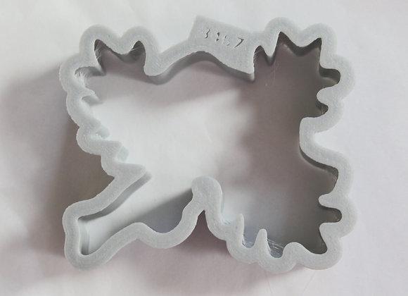 AP C - 3467 Distelfink Bird Cookie Cutter by Gingerhaus APC3518
