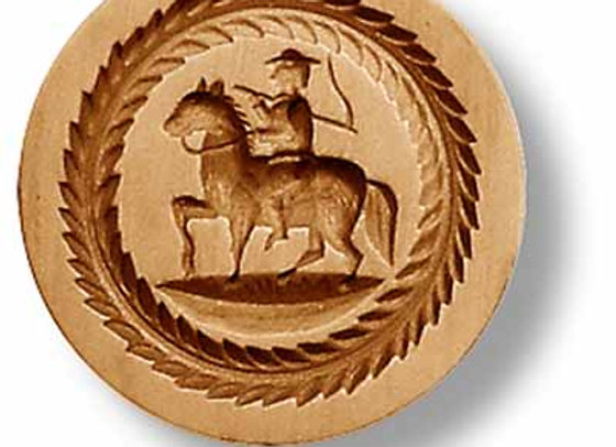 Riding a Horse Cookie Mold by Anise Paradise 7213