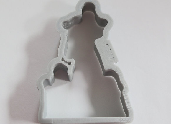 AP C - 9371 Mother with Child cookie cutter by Gingerhaus