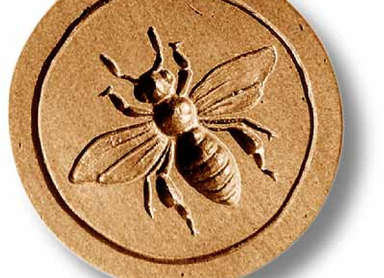 Bee springerle cookie mold by Anis-Paradies 3416