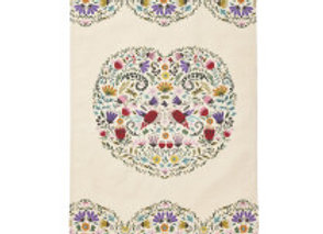 Melody Springerle Cotton Tea Towel by Ulster Weavers 022MDY