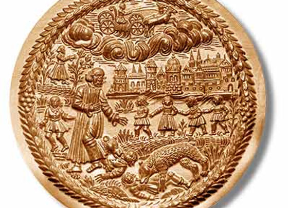 AP 1079 Elijah springerle cookie mold by Anis-Paradies