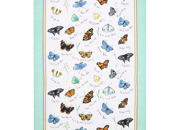 Butterfly Butterflies Cotton Tea Towel By Ulster Weavers 022MBU