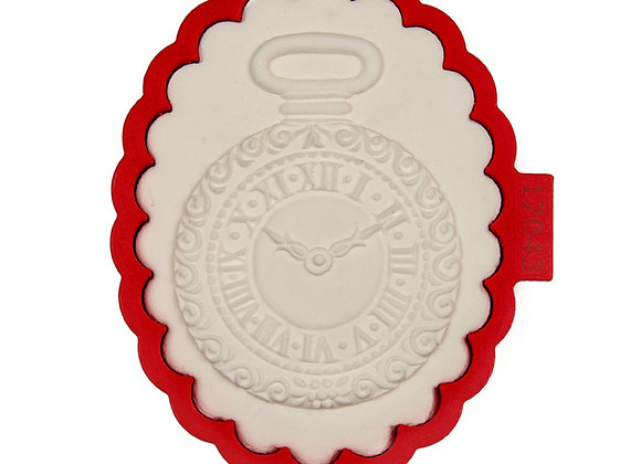 AP C- 17043 Fluted Oval cookie cutter by Gingerhaus