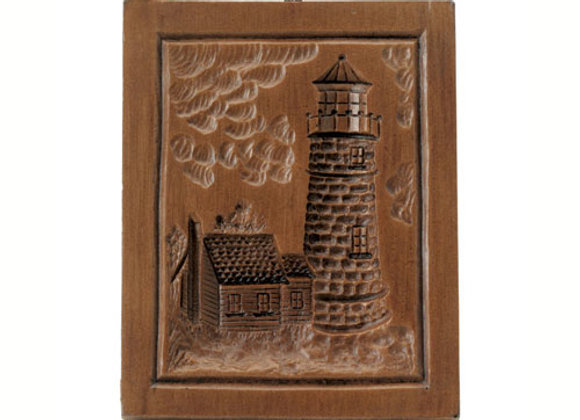 M7902 Lighthouse Springerle Cookie Mold  by House on the Hill