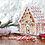 Thumbnail: Gingerbread House Chalet Baking Kit by Gingerhaus
