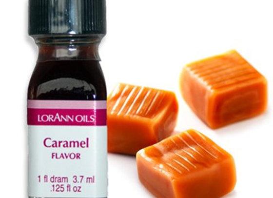 CARAMEL OIL 1 DRAM - by LORANN 0600-0100