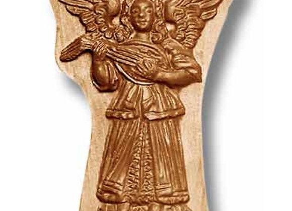 AP 1101 Mandolin Angel springerle cookie mold by Anis-Paradies 1101