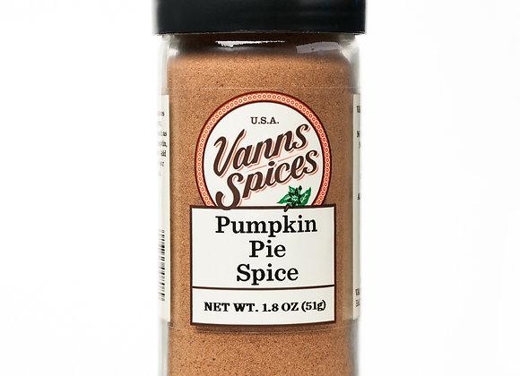 Pumpkin Pie Spice by Vanns Spices 00808