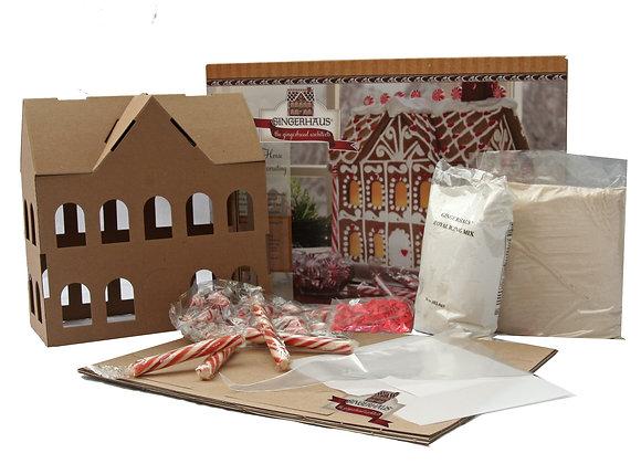 GH1001 Gingerhaus gingerbread house manor baking kit (gingerbread & icing mix)