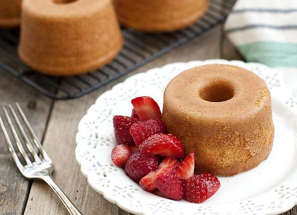 Mini Angelfood Baking Pan by Nordic Ware 80348
