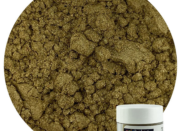 43-11531 Edible Luster Dust - Ice Gold - by CK Products