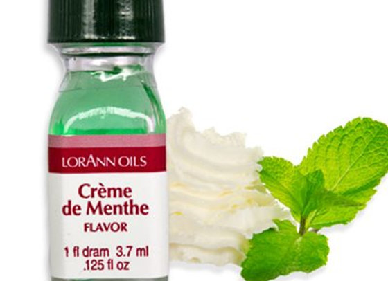 CREME DE MENTHE OIL 1 DRAM - by LORANN 0510-0100