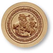 1235 springerle cookie mold santa