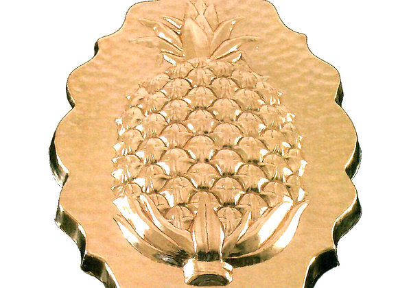 Swiss Pineapple Copper Baking Mold Birth-Gramm BG1230