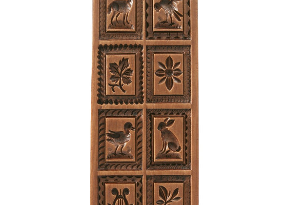 Simple Charms springerle cookie mold by House on the Hill M7705