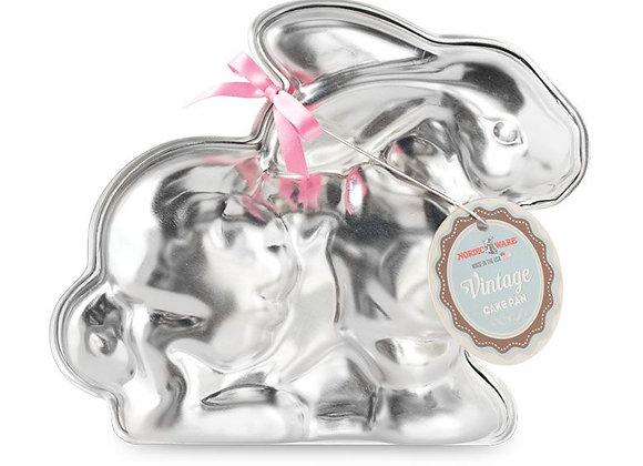 NW 41200 Nordic Ware 3D Bunny Rabbit Cake Pan 41200