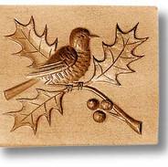 3467 springerle cookie mold bird