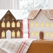Gingerhaus gingerbread manor house kit
