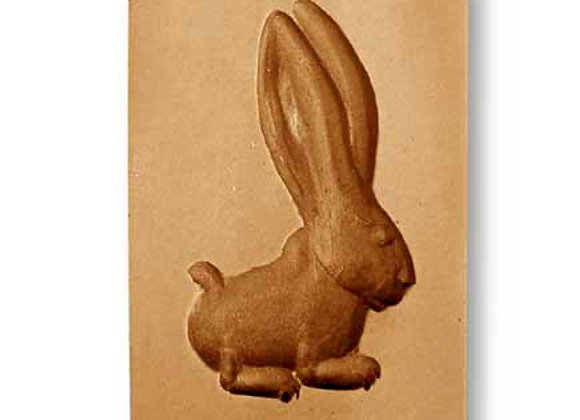 AP 3514 Bunny Rabbit Long Ears springerle cookie mold by Anis-Paradies