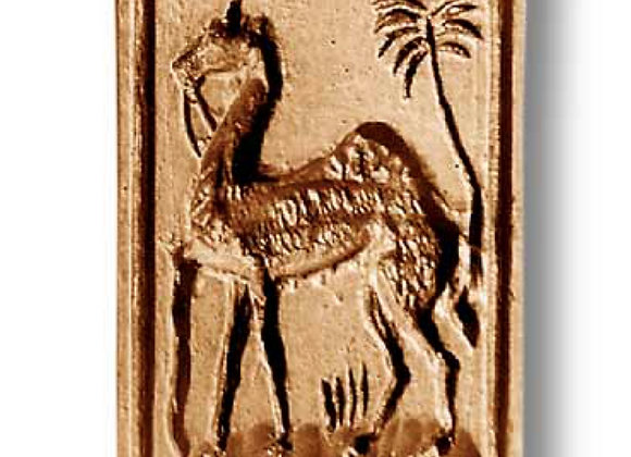 Camel springerle cookie mold by Anise Paradise 3404