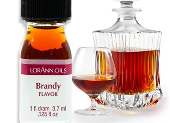 BRANDY OIL 1 DRAM - by LORANN 0560-0100