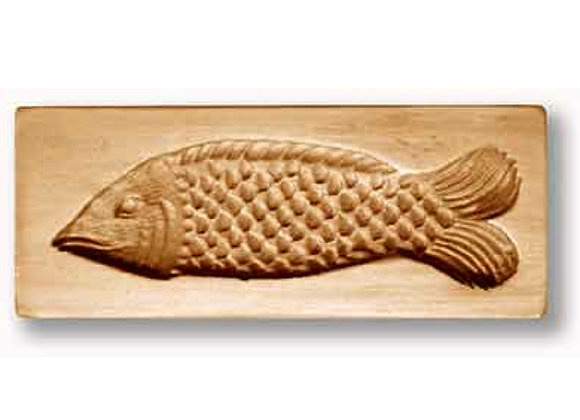 Fish springerle cookie mold by Anise Paradise 3537