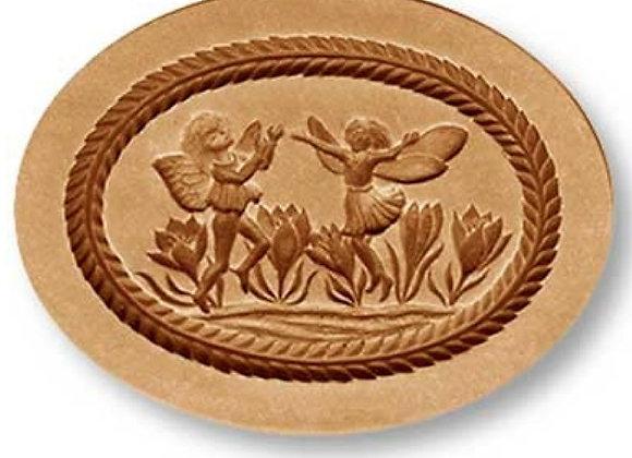 AP6548 Elves Fairies springerle cookie mold by Anis-Paradies