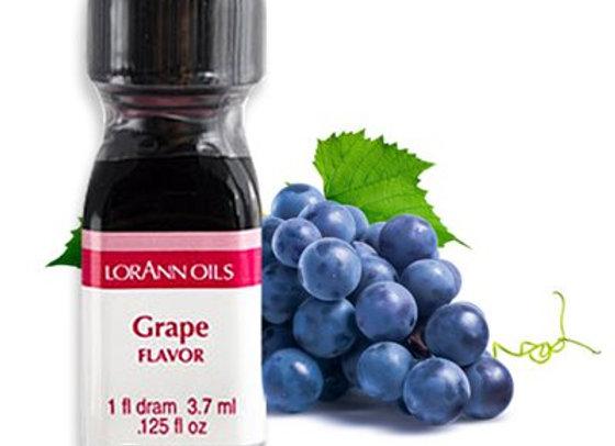 Grape Flavor 1 DRAM - by LORANN 0180-0100