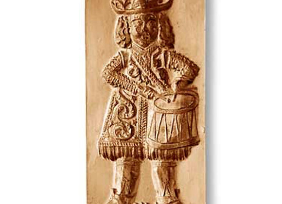 Drummer springerle cookie mold by Anise Paradise 06981