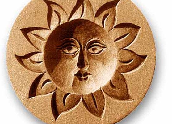 Sun Springerle Cookie Mold by Anise Paradise 7200