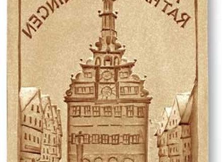 Altes Rathaus Esslingen springerle mold by Anis Paradies 4637