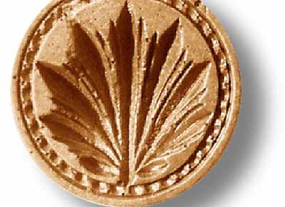 AP 2265  Small Leaf springerle cookie mold by Anis-Paradies