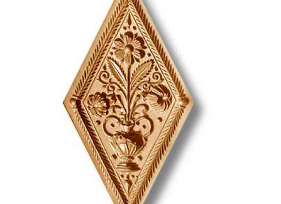 AP5309 Diamond Tree of Life springerle cookie mold by Anis-Paradies