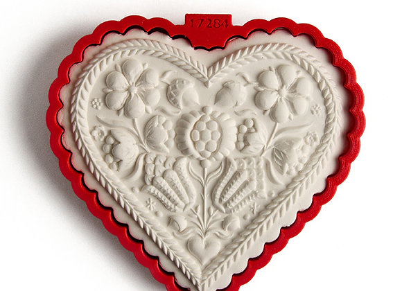 C - 5112.1 Large Flower fluted cookie cutter by Gingerhaus 17284