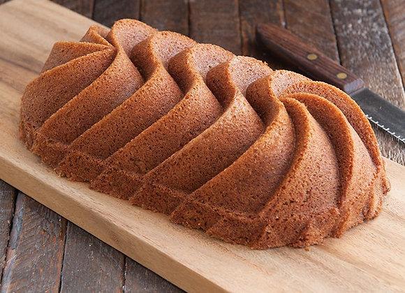 Nordic Ware Heritage Loaf Bundt Cake Pan 90377