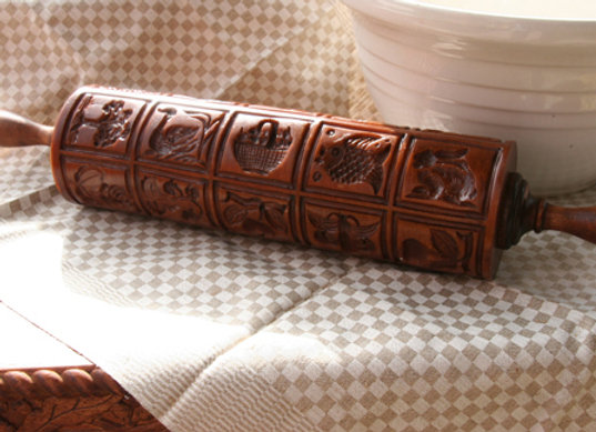 Showstopper Springerle Rolling Pin by House on the Hill M1554