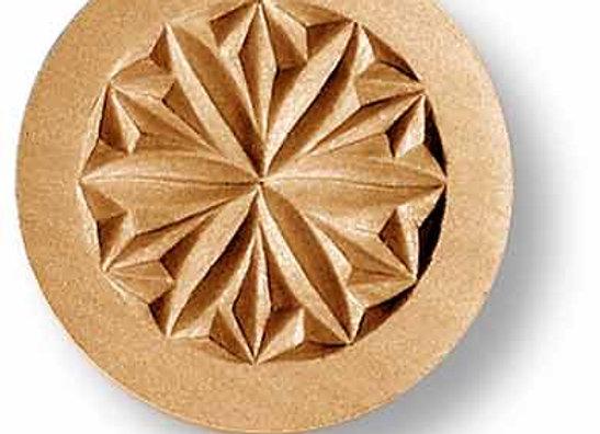 Venus Star springerle cookie mold by Anis-Paradies 1681