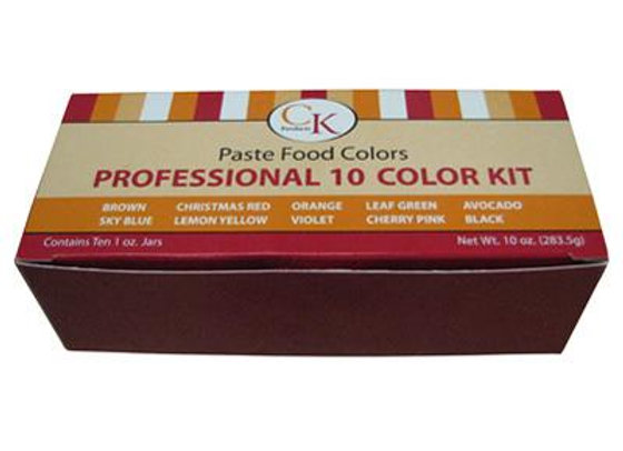 CK 10-COLOR SENIOR KIT - by CK Products