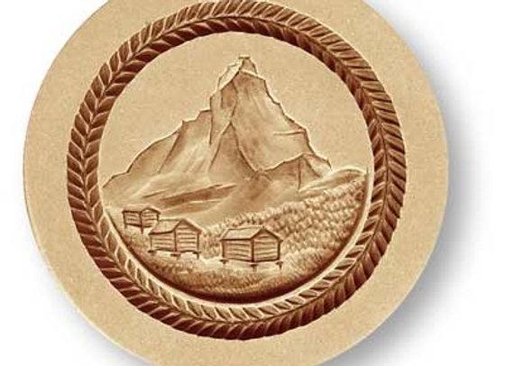 Matterhorn springerle cookie mold by Änis-Paradies 4621