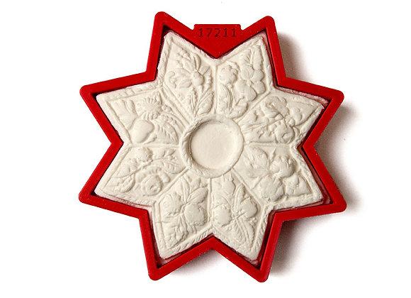 C - 1039 Flower Star cookie cookie cutter by Gingerhaus 17211