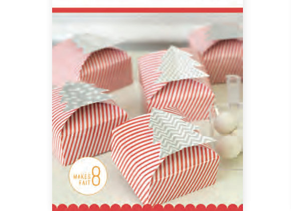 Merry and Bright Party Favor Box Kit