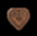 amo te heart springerle cookie mold hous