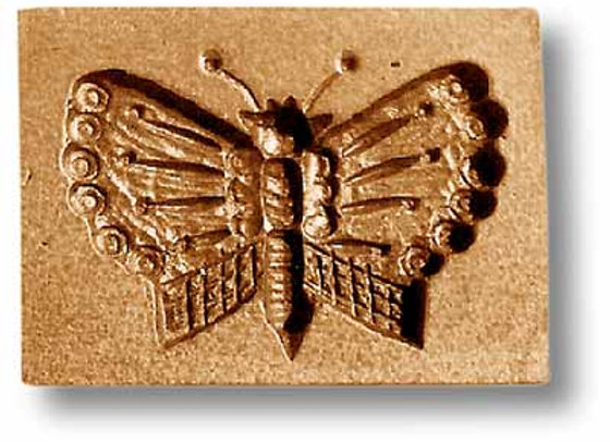 Butterfly springerle cookie mold by Anis Paradies 3422