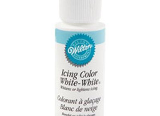 WHITE - WHITE ICING COLOR by Wilton