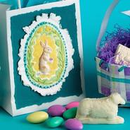 lamb and bric brac easter egg bunny spri