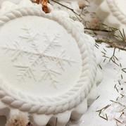snowflake springerle cookie mold ornamen