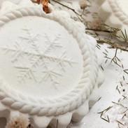 snowflake springerle cookie mold